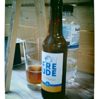 FREUDE Bier