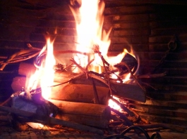 Kamin - once a year at Uromi´s