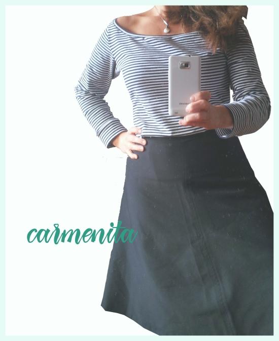 Carmen-Shirt Kopie