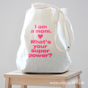 MOM SHOPPER NEON CS