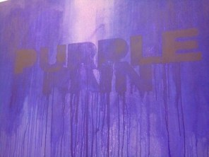 Purple Rain, Tasek