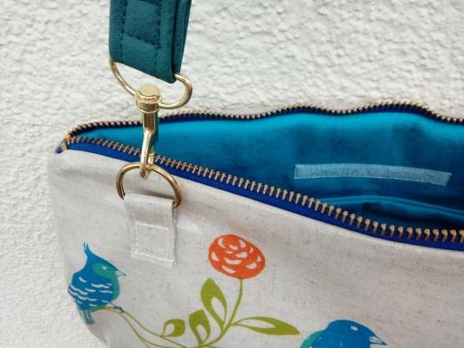 Pin Up Bag Detail
