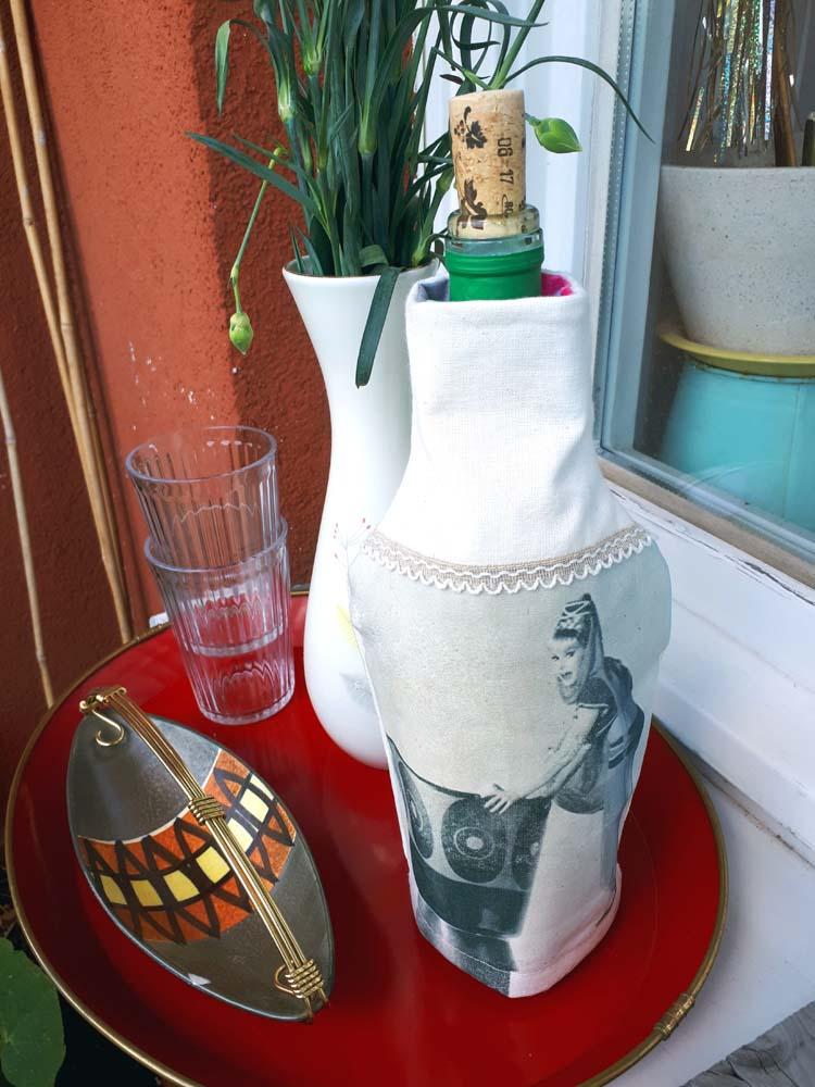 Kühlhusse Flasche DIY